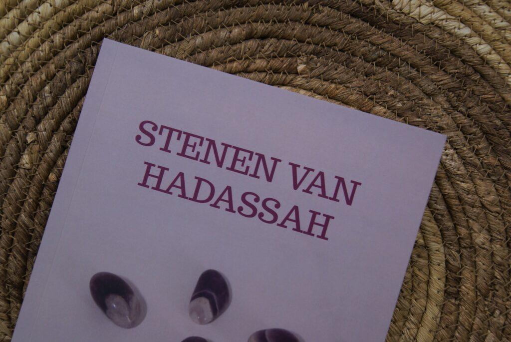 Boekreview Stenen van Hadassah Paul van der Loo Dochters van de Koning